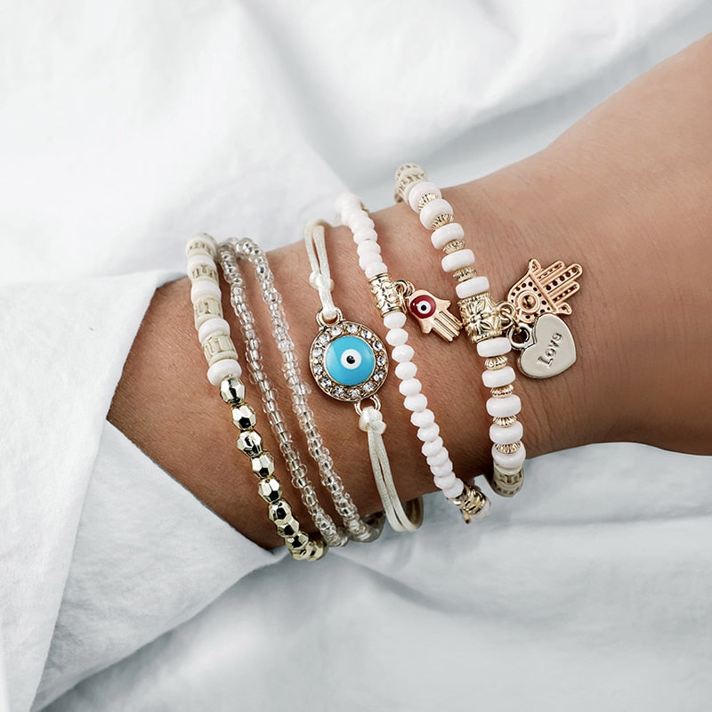 Tocona Holy Eye Bracelets