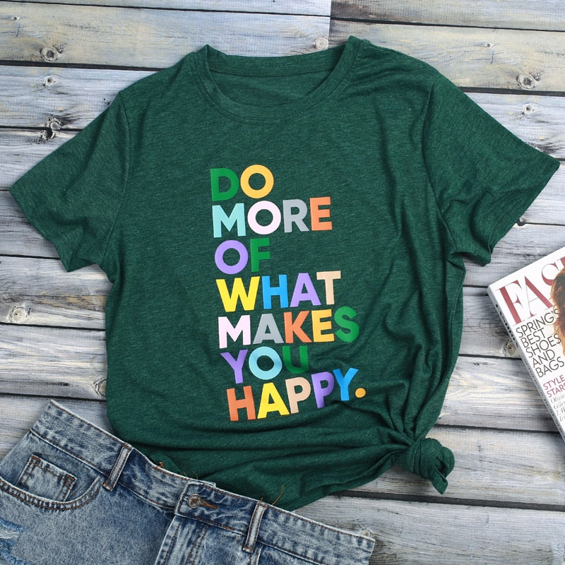Do More T-Shirt