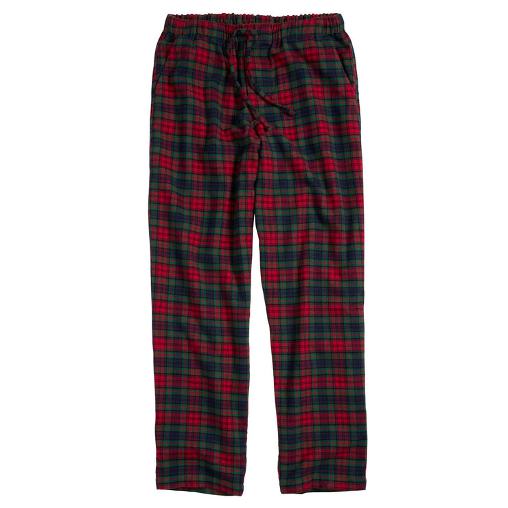 Pajama Pants Hartwick Plaid Large