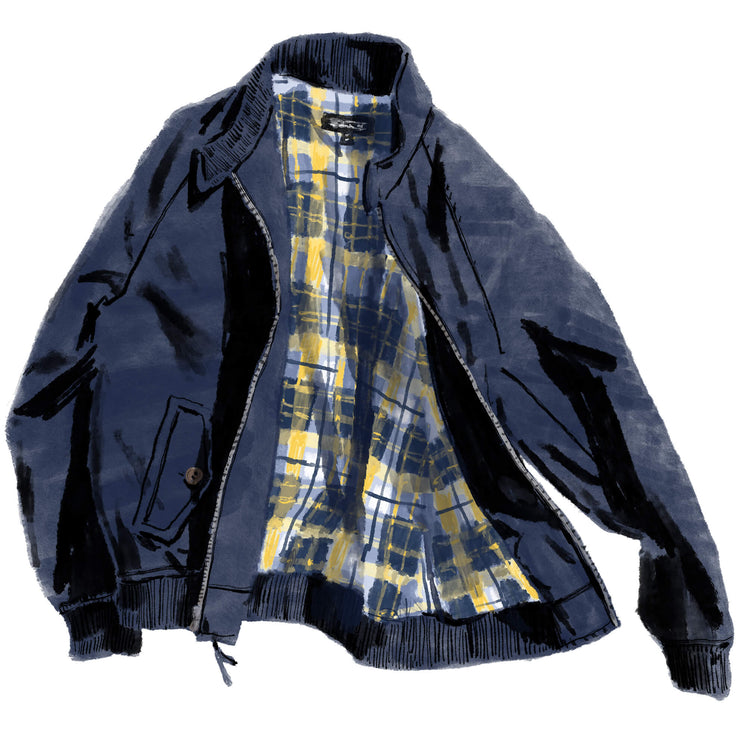 The Harrington Jacket