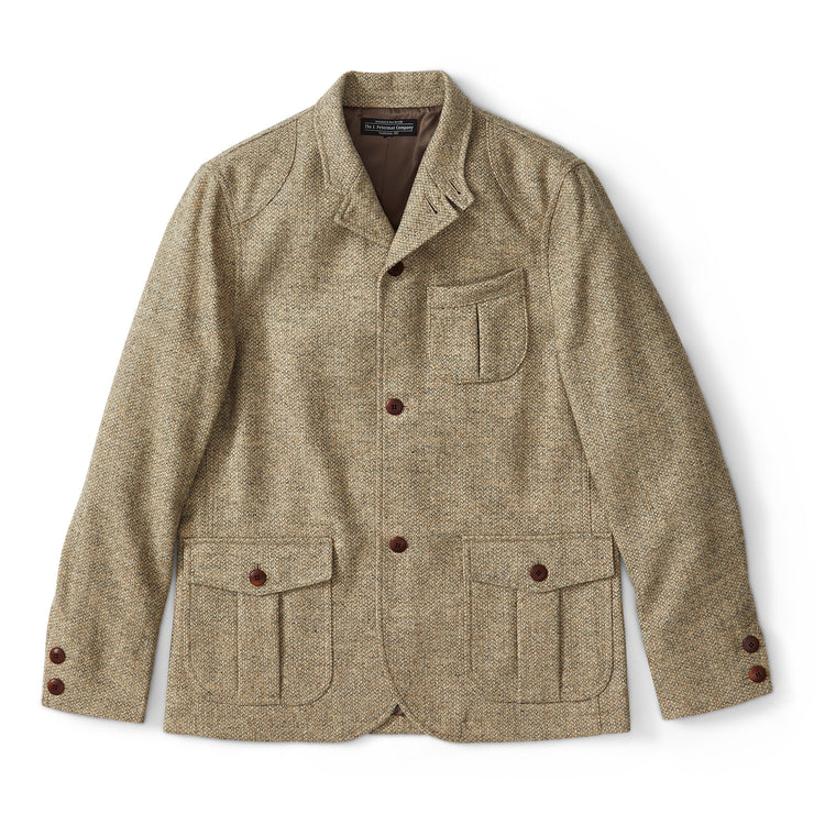 Half Norfolk Jacket