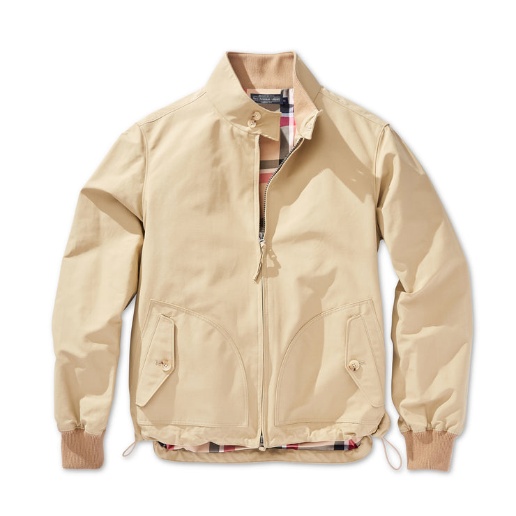 Harrington Flight Jacket