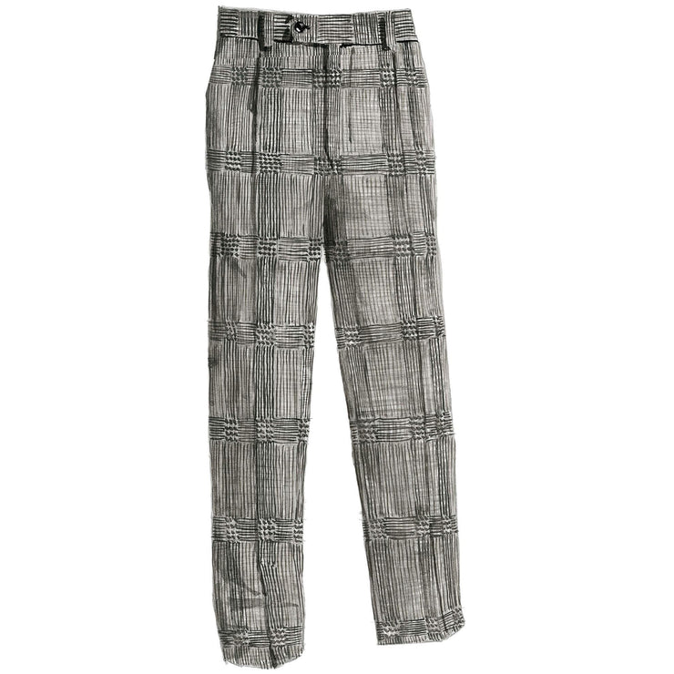 The Seminal Glen Plaid Suit Pants