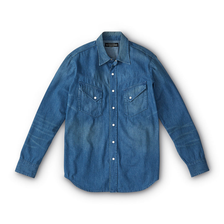 Yellowstone Denim Shirt