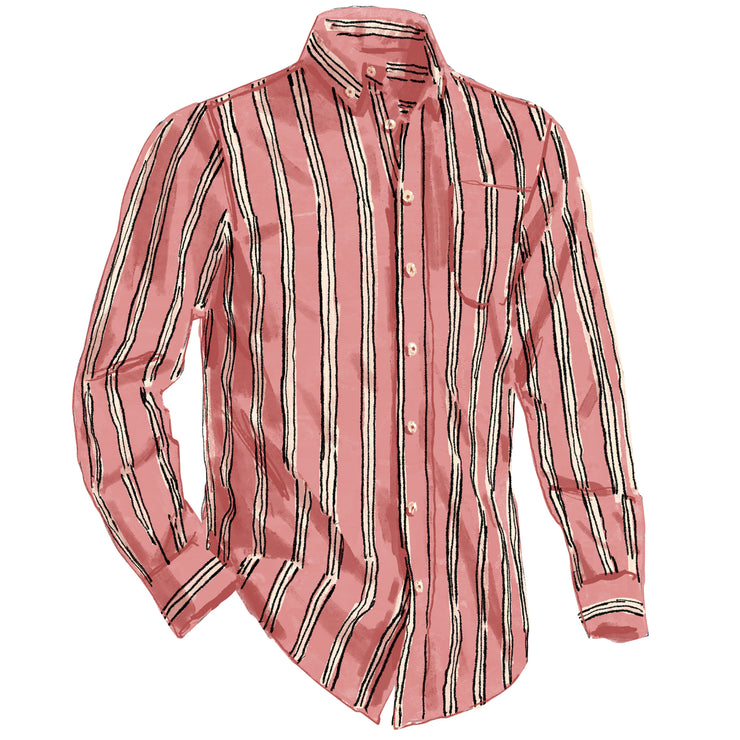 Lido Striped Shirt