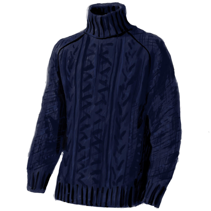 St. Andrews Seafaring Sweater
