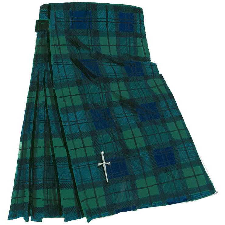 LC Scottish Kilt