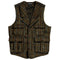 Four Pocket Tweed Vest