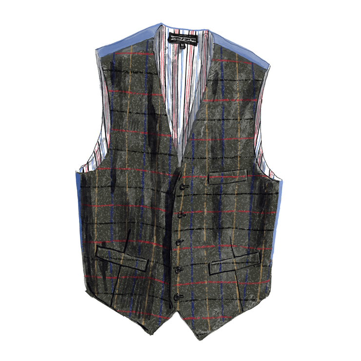 Highland Shooting Vest