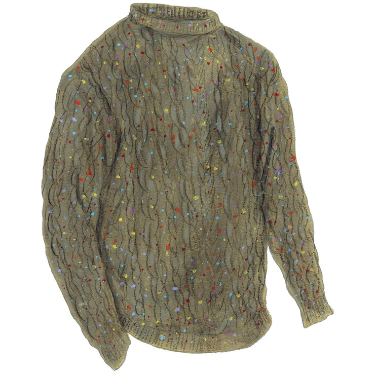 Errigal Pullover Sweater