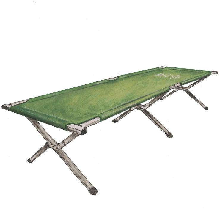 Collapsible Camping Cot