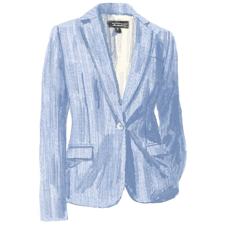 Martinique Linen Blazer