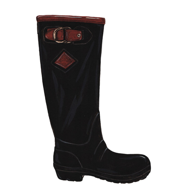 High Tide Rainboot