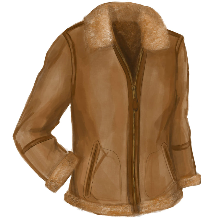 Dauntless Shearling Jacket