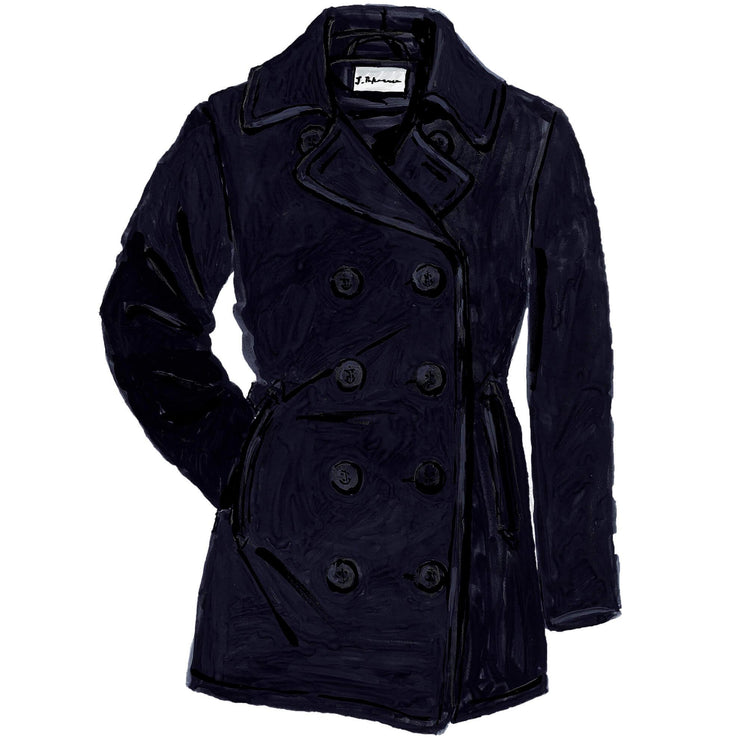 Women'S Us Navy Peacoat