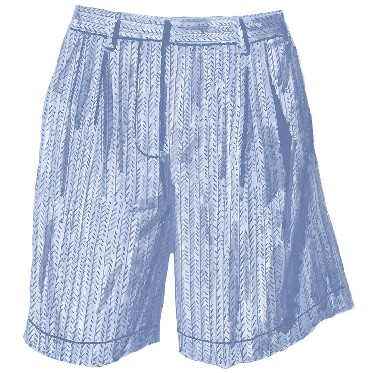 Martinique Linen Short