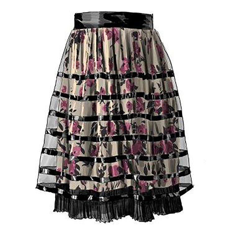 Follow Me Ribbon Skirt