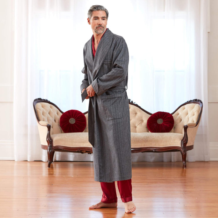 Wool & Cashmere Robe