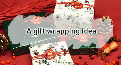A gift wrapping idea (video)