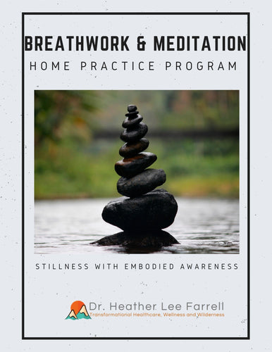 Breathwork & Meditation for Everyone Immersive Home Practice Program