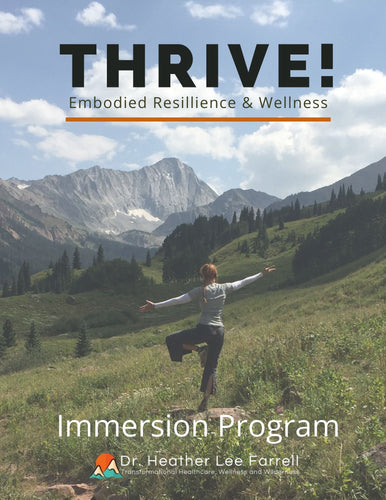 THRIVE! Immersion Program