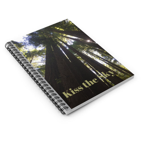Kiss the Sky Notebook