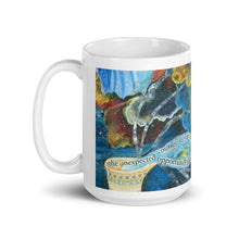 Load image into Gallery viewer, Freedom in Falling Art Mug