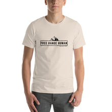 Load image into Gallery viewer, Free Range Human Short-Sleeve Unisex T-Shirt