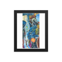 Load image into Gallery viewer, Freedom in Falling Framed print