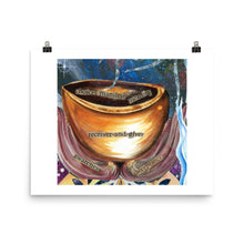 Load image into Gallery viewer, Choices Manifest Meaning Art Print Poster