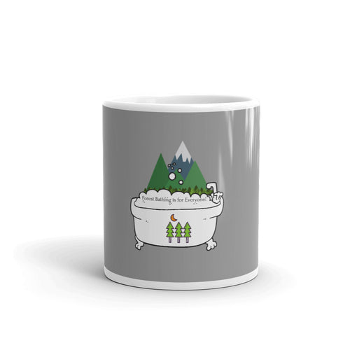 Forest Bathing is for Everyone Mug