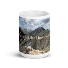 Load image into Gallery viewer, I Have all the Time I Need Art Mug
