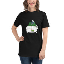 Load image into Gallery viewer, Organic Cotton Forest Bathing T-Shirt