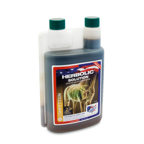HerBolic Solution (1 Litre) - Equine America