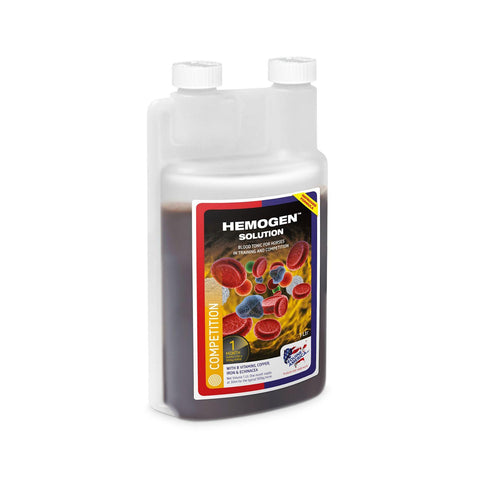 Hemogen Solution (1L) - Equine America