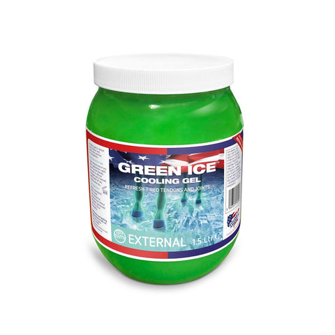 Green Ice Gel (1.5ltr) - Equine America