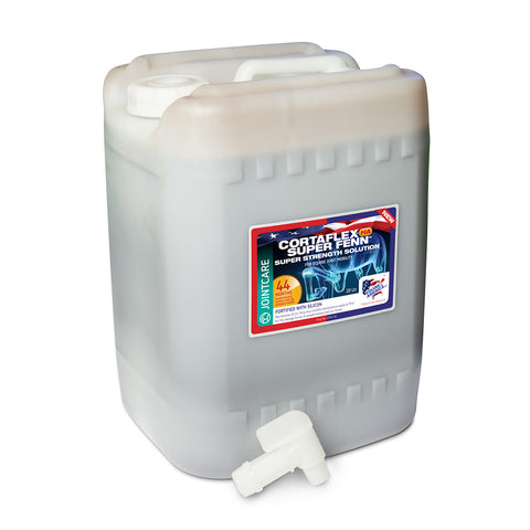 Image of Equine Cortaflex HA with Super-Fenn Solution (20ltr) - 40 Months Supply - Equine America