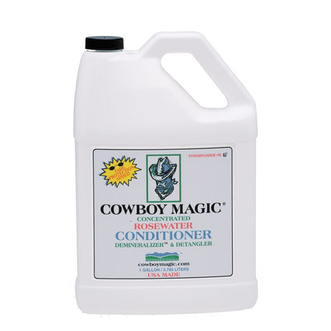 Cowboy Magic Rosewater Conditioner - One Gallon