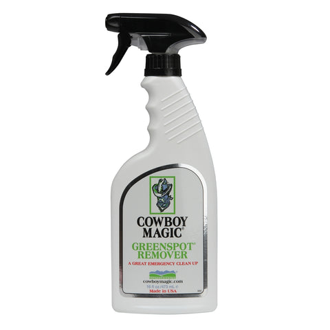 Cowboy Magic Green Spot Remover - 32oz Spray