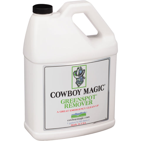 Cowboy Magic Green Spot Remover - One Gallon