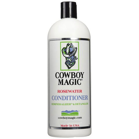 Cowboy Magic Rosewater Demineralizer Conditioner - 32oz