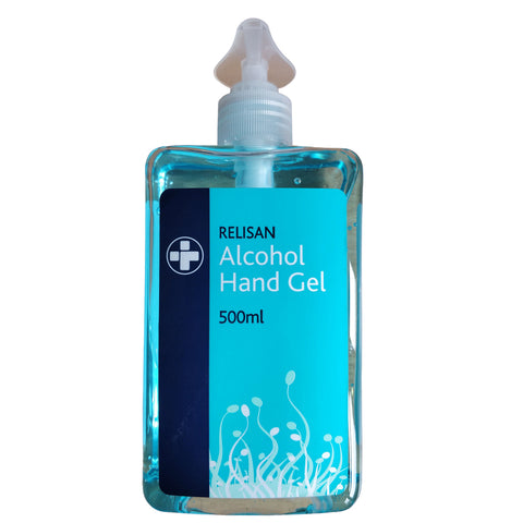 Image of Alcohol Hand Sanitiser 500 ml - 70% Alcohol Level