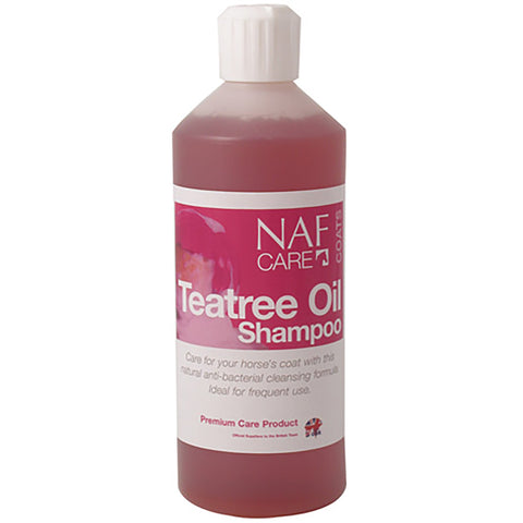 Tea Tree Oil Shampoo (1L) - NAF