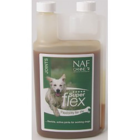 Canine Superflex Liquid (500ml)  - NAF