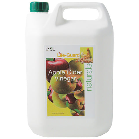 Poultry Apple Cider Vinegar (5 Litre) - NAF