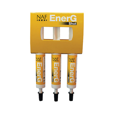 EnerG Shot pack 3x30ml - NAF