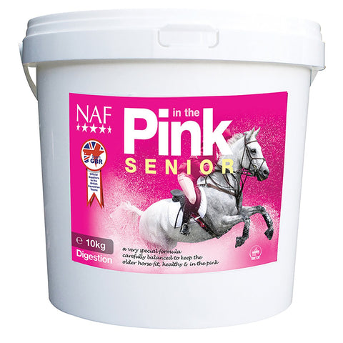 In The Pink Senior Powder (10kg) - NAF