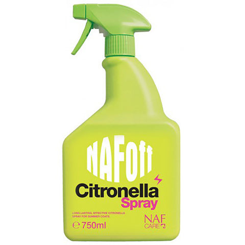 NAF Off Citronella Spray (750ml)  - NAF