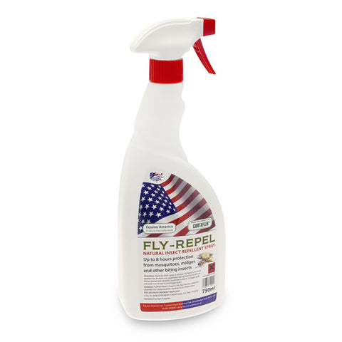 Fly Repel Spray (750ml) - Equine America