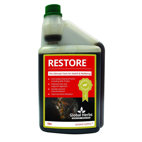 Image of Restore - Detoxifier (1Ltr) - Global Herbs